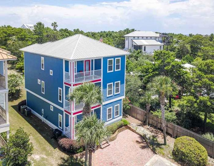 Vacation rental home in Blue Mountain Beach